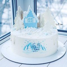 Как же уютно и хорошо ... Имбирный домик от @get_biscuit #glavgnom #glavgnom_cake #тортназаказмосква #тортбезмастики #dessert #desserts #food #foods #sweet #sweets #yum #mmm #hungry #dessertporn #cake #foodgasm #foodporn #delicious #foodforfoodies #instafood #yumyum #sweettooth #chocolate #icecream #soyummy #getinmybelly #tagstagrame #beautiful