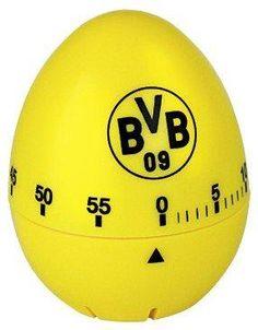 Borussia Dortmund Eieruhr. Die Uhr tickt gegen den BVB gegen Malaga.