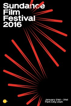 Official Limited-Edition 2016 Festival Poster