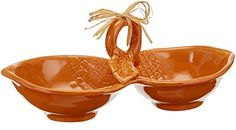 Boston International Double Server, x x Acorn Thanksgiving Decorations, Acorn, House Warming, Boston, Dining, Amazon, Link, Gifts, Food