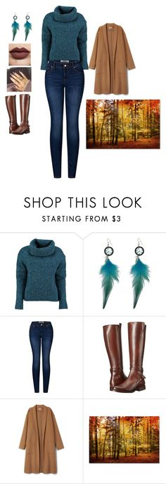 """""""Be creative"""" by snowflake39 ❤ liked on Polyvore featuring Lowie, 2LUV, Frye, Anastasia Beverly Hills and Essie"""