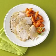 Turkey and gravy - crock pot