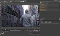 Mocha Pro Cinema 4D: Exporting 3D Camera Tracking to Maxon Cinema 4D on Vimeo