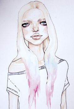 My Fashion Illustration - Inspiration for artists from Wildfox Couture