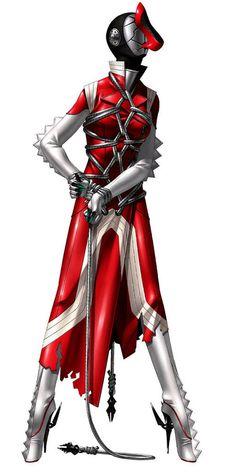 Persona - Callisto