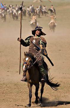 Central Asian - , Ulaanbaatar Mongolia by Benjamin Voborsky