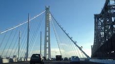 New Eastern Span of the Bay Bridge!