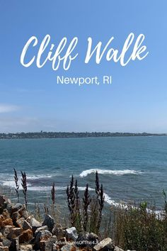 While looking for day trips from the Boston area, we decided to hike the Newport Cliff Walk in southern Rhode Island. We had walked a small section of it years ago and decided to try it as a family destination. At only a 90 minute drive from Boston, Newport is a super cute seaside town with plenty to see and do. #adventuresofthe4jls