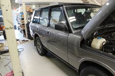 Range Rover Classic restauratie Range Rover Supercharged, Range Rover Classic, 4x4, Range Rovers, Range Rover