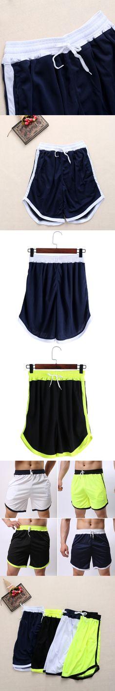 2017 Summer Clothing Casual shorts Sandy Beach Shorts Boy Mens Fitness Shorts Half Trousers