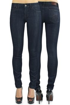 Level 99 Jeans | Liza Skinny Fit - Reign wash
