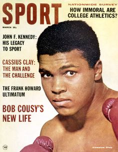 Muhammad Ali: The Greatest of all Time Mohamed Ali, Qi Gong, Muay Thai Workouts, Bob Cousy, Muhammad Ali Boxing, Sting Like A Bee, Float Like A Butterfly, Sports Personality, Sports Magazine