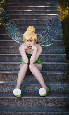Tinkerbell - Little Drama Queen by Tink-Ichigo on deviantART