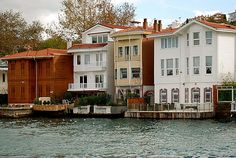 A Yali on the Bosphorus, Istanbul...