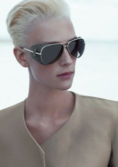 handsome milou van groesen, armani SS 2012 campaign