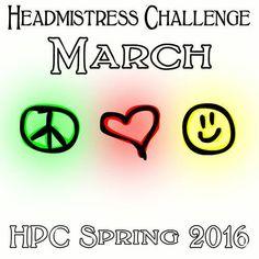 HPC Spring 2016 - Headmistress Challenge March