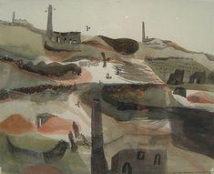 Charles Shearer (1956-) - Levant Tin Mines, Cornwall