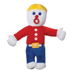 Multipet Mr. Bill Plush Toy, Model 16715