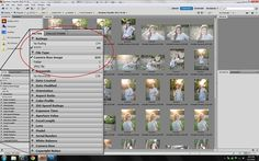 How to Use Adobe Camera Raw and Bridge – Photo Editing Tutorial via iheartfaces.com