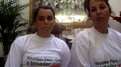 Video Review Volunteer Monica & Sofia Rooney Peru Cusco Orphanage program  https://www.abroaderview.org