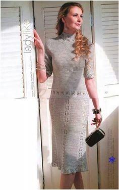 Elegant dress full picture