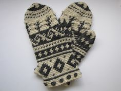 Finnish crochet