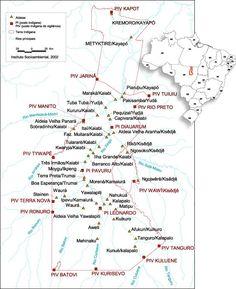 Indigenous villages, support bases and sentinels in the Xingú Park - ikus filma http://azpitituluak.com/euskaraz/1371915719