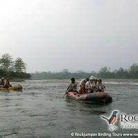 River trip in Nameri NP by Markus Lilje
