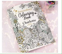 This Personalised Colouring Book is the perfect gift for any fan of all things floral. You can personalise the front of this Botanical Colouring Book with a nam Adult Coloring, Coloring Books, Coloring Pages, Colouring, Personalized Pencils, Personalized Books, Personalized Christmas Gifts, Xmas Gifts, Gifts For Family