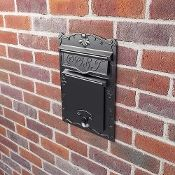 Kingsberry Front Access Wall Mount Mailbox Mounted Mailbox Mailbox