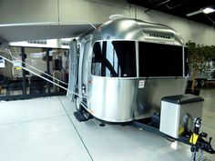 Exterior of 2016 Airstream Sport 16 Airstream Sport, Maximize Space, Exterior, Sports, Accessories, Hs Sports, Outdoor Rooms, Sport, Jewelry Accessories