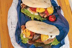 BBQ-Burger von Björn Moschinski