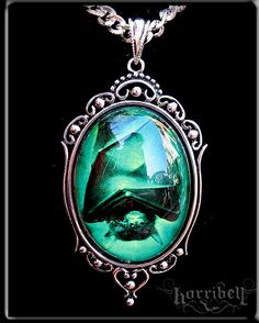 Eerie Green Bat Necklace // Bat Cameo // Gothic Necklace // Bat Jewelry http://www.etsy.com/listing/124631266/eerie-green-bat-necklace-bat-cameo?ref=sr_gallery_29_search_query=Jewelry_view_type=gallery_ship_to=MK_page=3_search_type=all