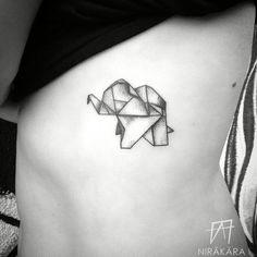 puntitos tatuaje nice