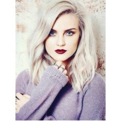 perrie is queen of the lob xx