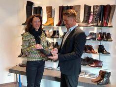 Zwei Marken, die bereits über ein Jahrzehnt in großen Schuhangelegenheiten zusammenarbeiten: Gabor und schuhplus - Schuhe in Übergrößen