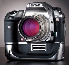 Pentax K20D Goes Titanium