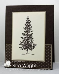 Lovely Dirty Tree by kyann22 - Cards and Paper Crafts at Splitcoaststampers