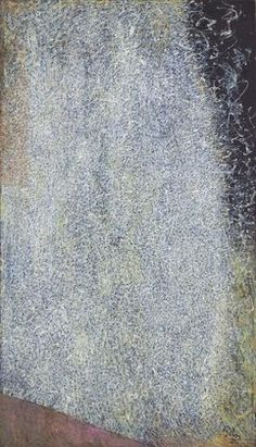 Mark Tobey * Edge of August * 1953 Casein on composition board * Metropolitan Museum of Art * New York
