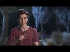 Teo Halm Interview - Earth to Echo (2014)