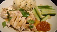 Singaporean Chicken Rice
