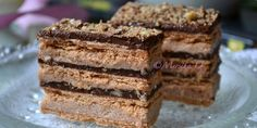 Lazna Rocher Madarica by me Bakery Recipes, Cookie Recipes, Easy Desserts, Delicious Desserts, Dessert From Scratch, Kolaci I Torte, Torte Cake, Homemade Sweets, Sweet Cakes