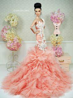 https://flic.kr/p/KbUPFB | Pastel Gangster | new dress by EFDD Check out the new dress on my eBay shop :) www.ebay.com/usr/eifeldolldress