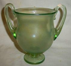 Vintage Loetz Olympia Vase