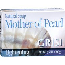 GRISI Concha Nacar - Mother of Pearl Bar Soap