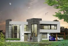 Arquitectura contemporánea, moderna, Uruguay, Bazzurro arquitectos,