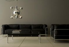 LC3 2-seater by Cassina