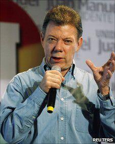 BBC News - Profile: Juan Manuel Santos