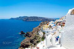 greek dream - Santorini, Greece