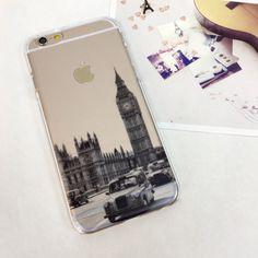 coque londres iphone 7